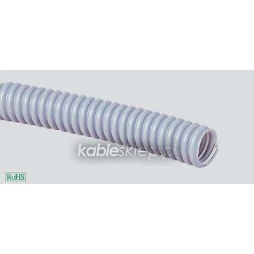 Węże osłonowe z PVC z powlekaną struną stalową- S