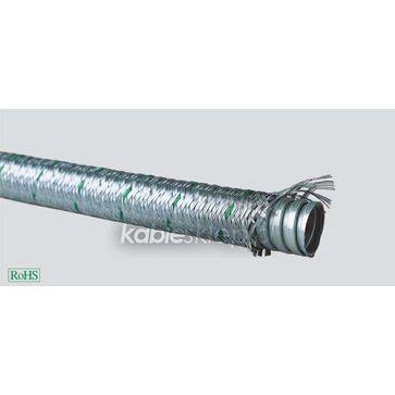 Węże stalowe z dodatkowym zbrojeniem- SPR-EDU-AS