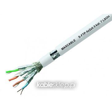 Kabel S-FTP kat.7 4x2x0,5 305M