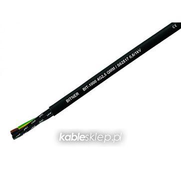 Kable elastyczne BIT 1000 3x