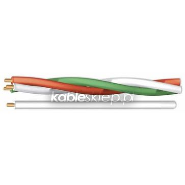 Przewód montażowy-krosówka TDY 2x0,5