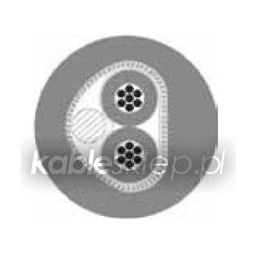 Cyfrowy przewód głośnikowy AES/EBU 2x0,22