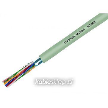 Kabel telefoniczny YTKSYekw 42x2x0,5 (Na zapytanie)